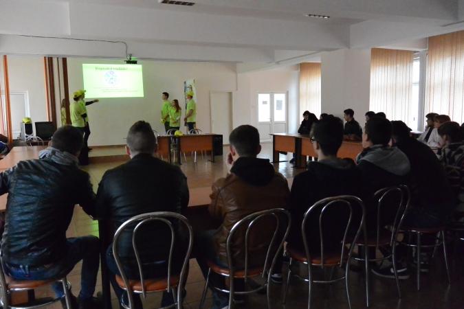 Prezentare Liceul Tehnologic Petru Poni Iasi